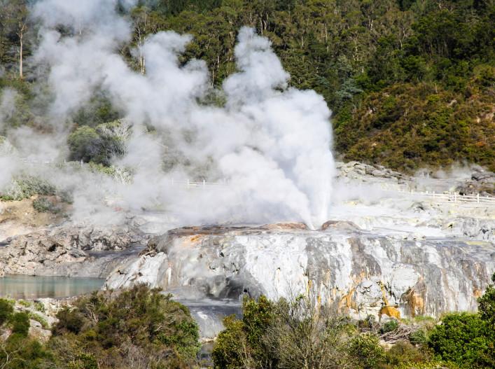 Rotorua Geysers – New Zealand