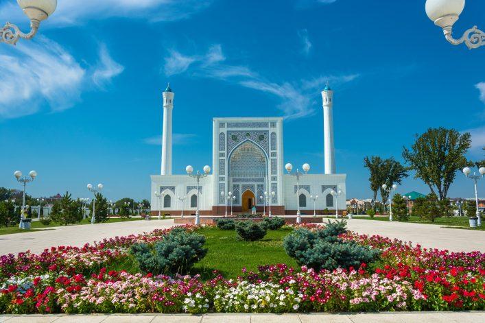 tashkent uzbekistan shutterstock_499680133