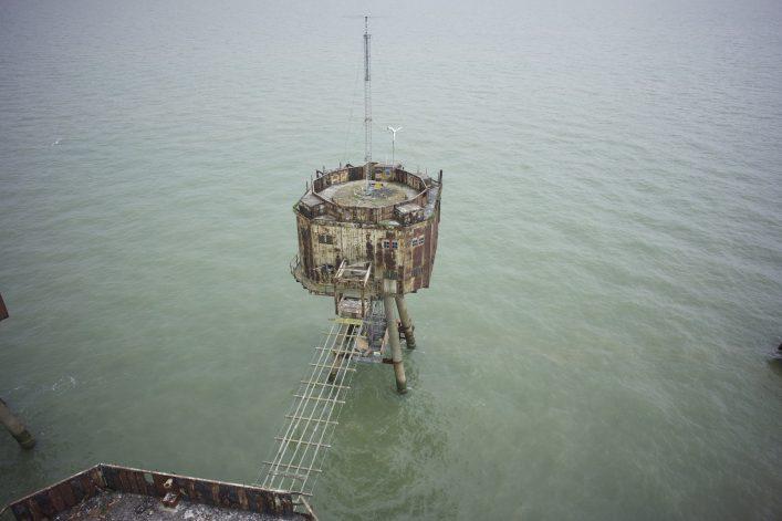 Maunsell Sea Forts England