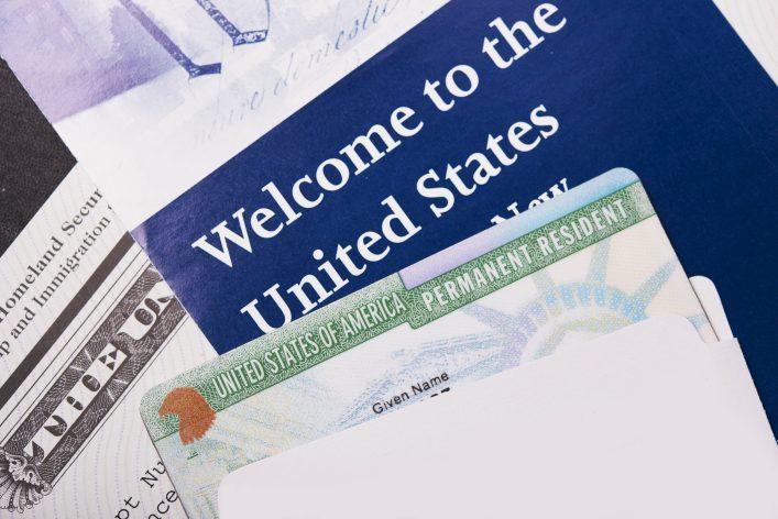 Greencard, Lottery, USA