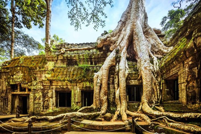 """Angkor Watt, Cambodian Temple"""