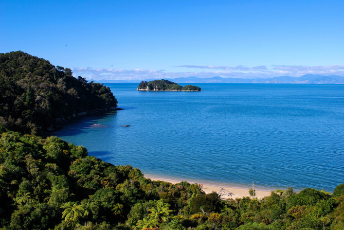 Coquille Bay, Abel Tasman, New Zealand