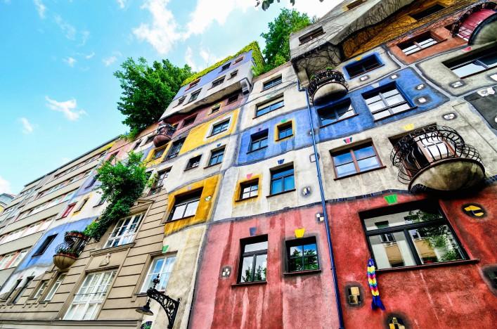 Wien Insidertipps Hundertwasser