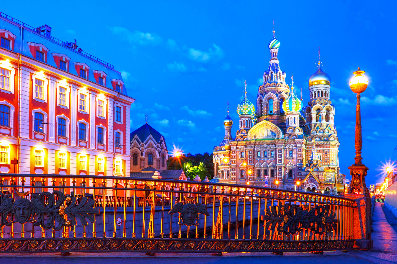 Best St Petersburg Restaurants