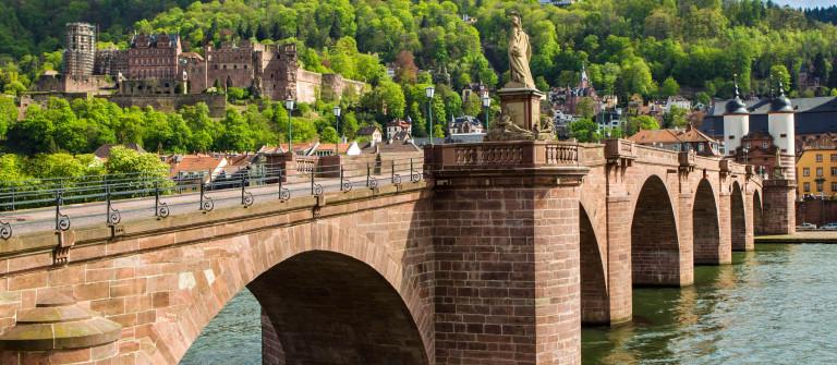 die beliebtesten Wahrzeichen DeutschlandsHeidelberg