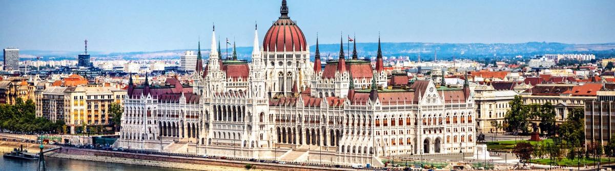 Budapest Tipps Panorama