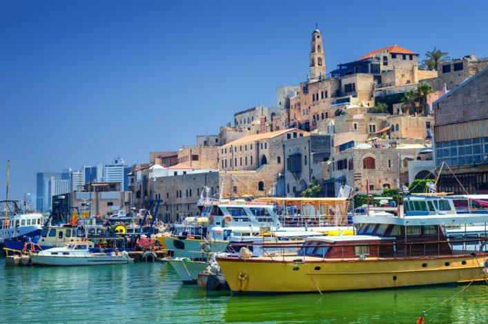 Jaffa Tel Aviv shutterstock_187545092