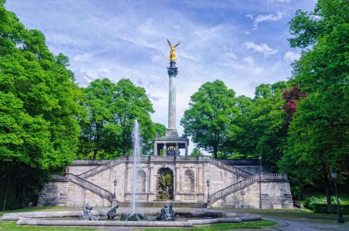 München Tipps Friedensengel