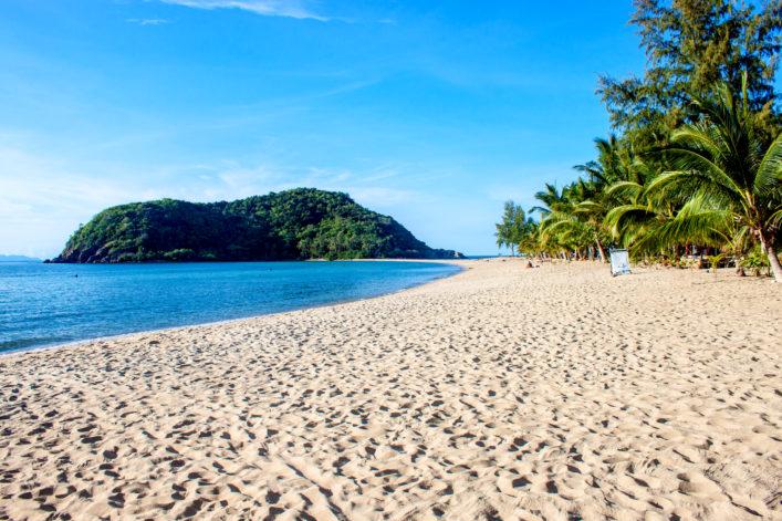 Inseln in Thailand Koh Phangan