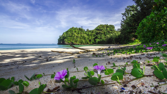 Thailand Tarutao National Marina Park