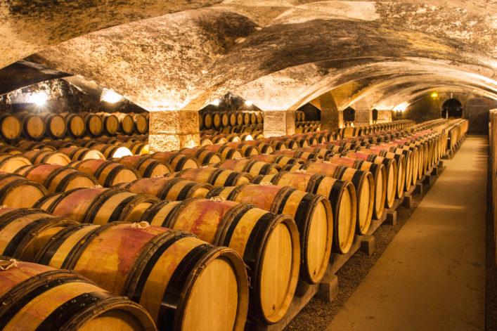 Weinregionen Frankreich