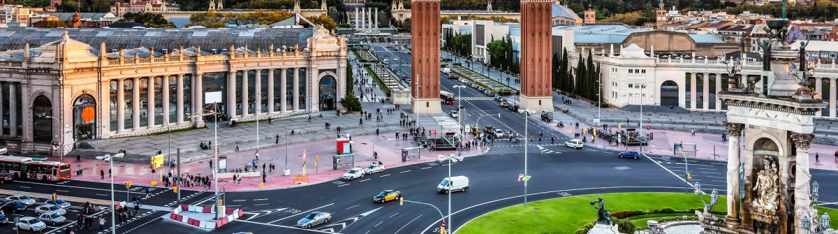 Barcelona Tipps Placa Espanya