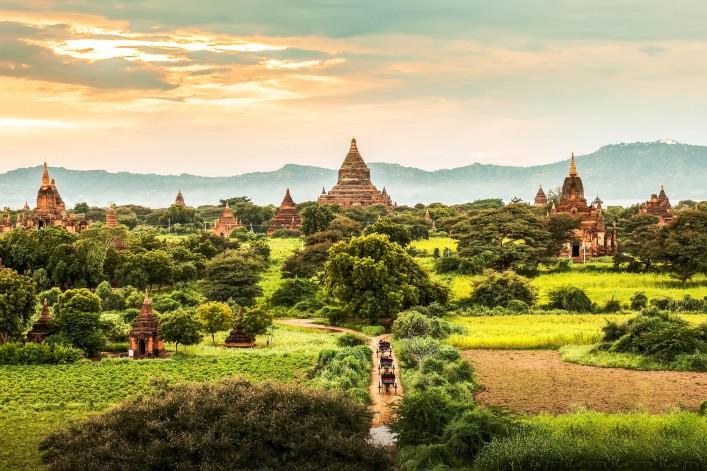 Myanmar Tipps Tempel Bagan
