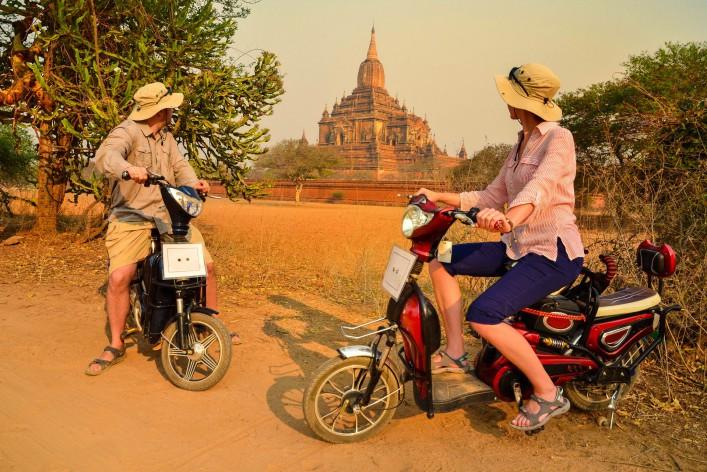 Myanmar Tipps Roller leihen