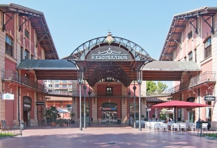 editorial mallorca san juan market Artesia Wells  Shutterstock com 487690351