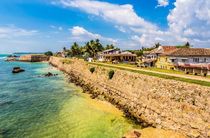 Sri Lanka Tipps Fort Galle