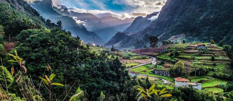 Madeira Tipps Berge Wandern