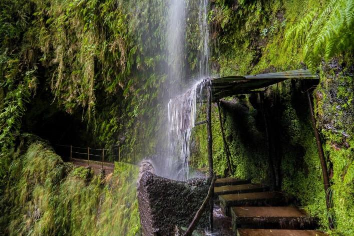 Madeira Tipps Levada Trail Wandern