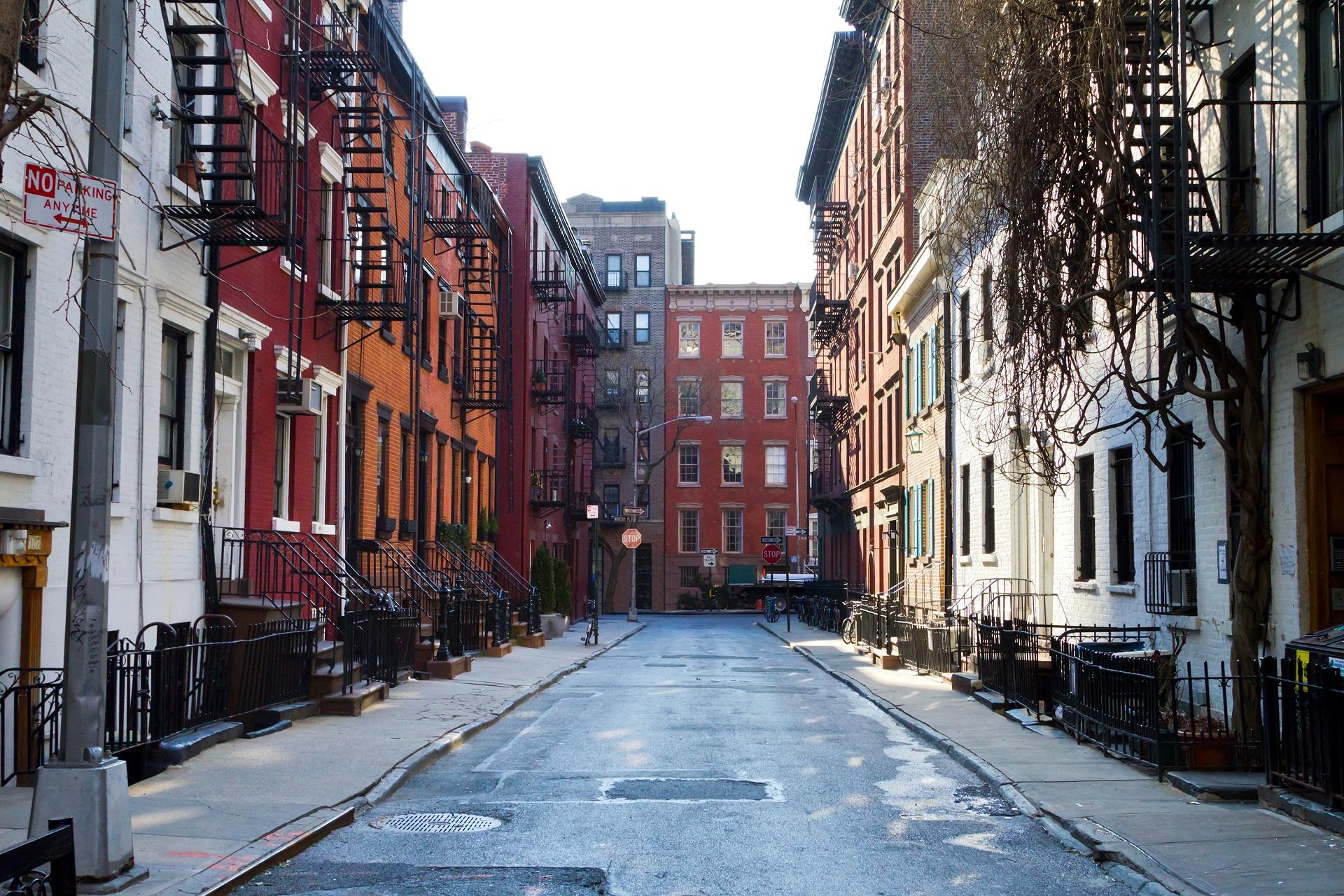 Historic New York City Buildings