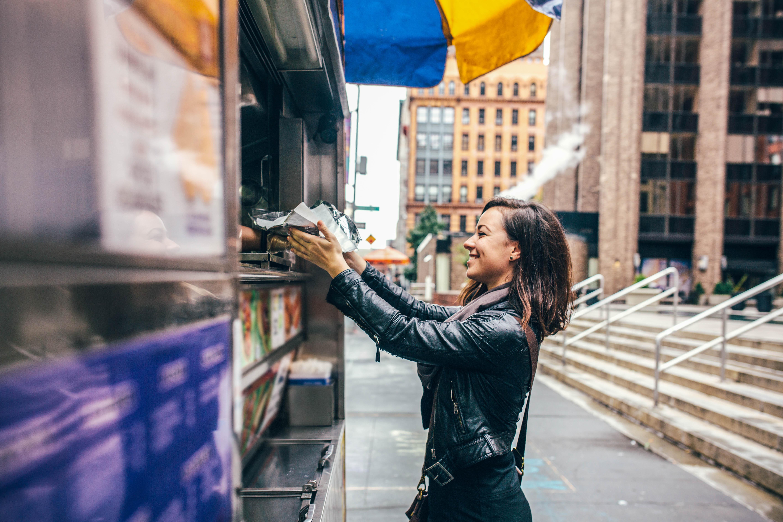 Eine Freundin in NYC finden