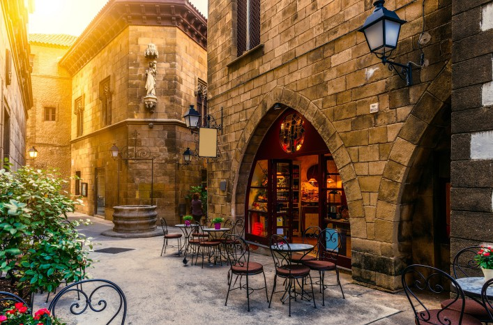 Barcelona Tipps Poble Espanyol
