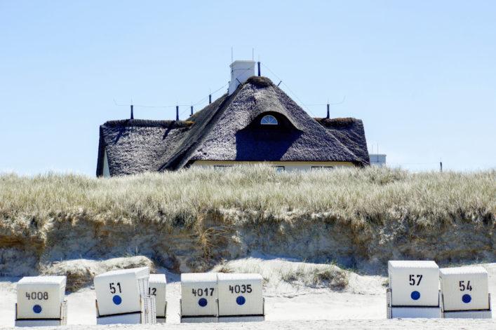 Hundestrände an der Nordsee Sylt