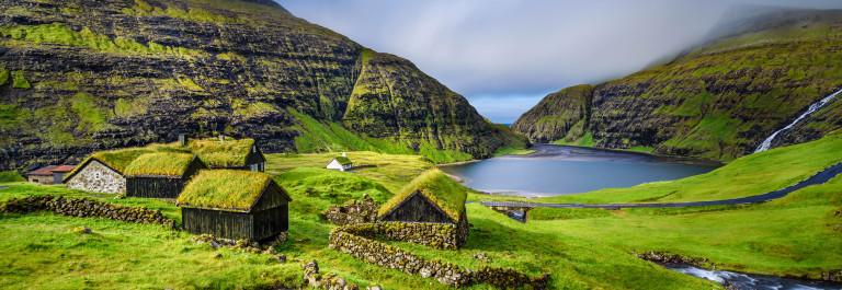 Färöer Inseln Streymoy
