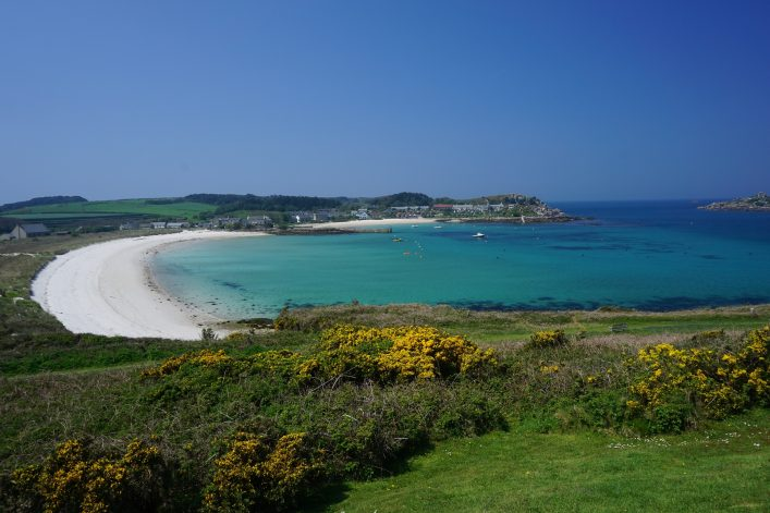 Tresco, Isles of Scilly shutterstock_607247873