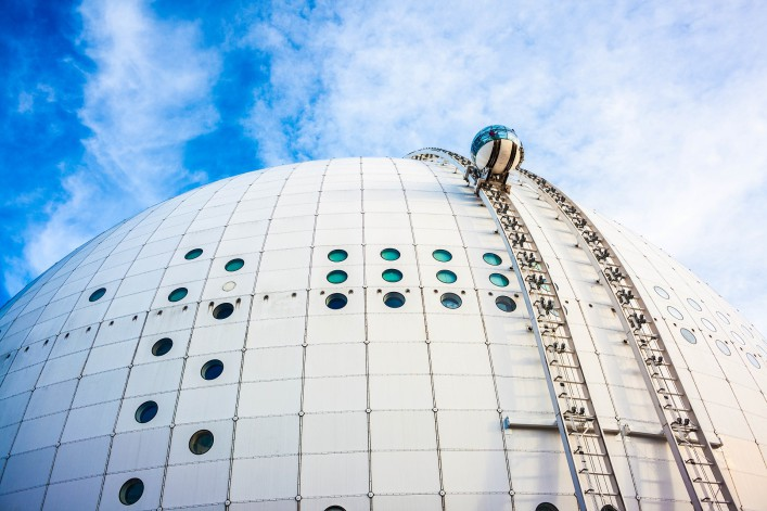 Stockholm Tipps Globe Arena