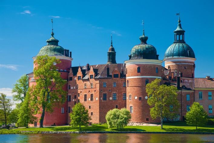 Stockholm Tipps Schloss Gripsholm