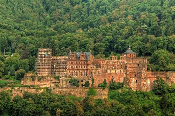 Heidelberg castle Germany shutterstock_44771677-2