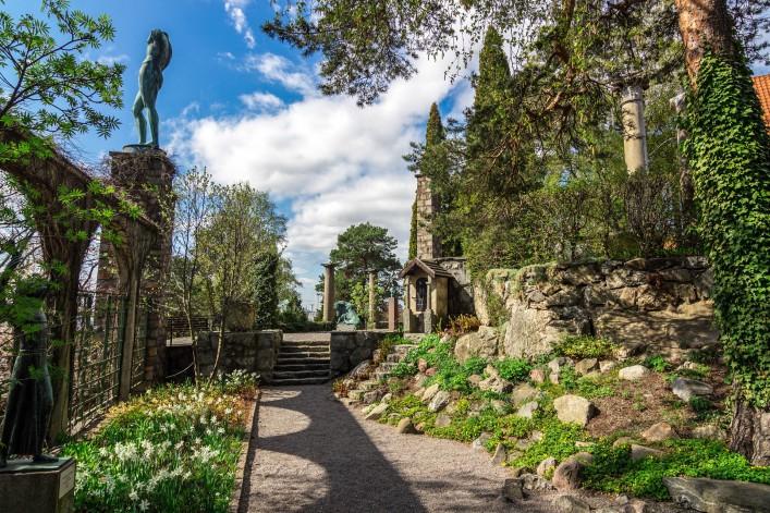 Stockholm Tipps Millesgarden