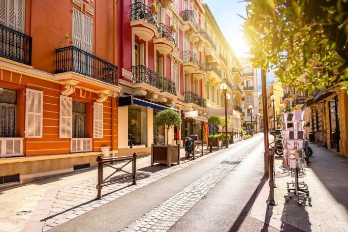 Monaco Old town_shutterstock_490493581