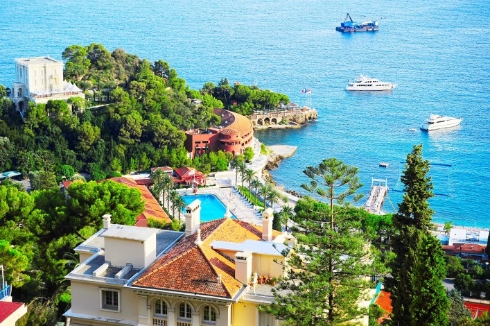 Monaco Resort view shutterstock_164611715