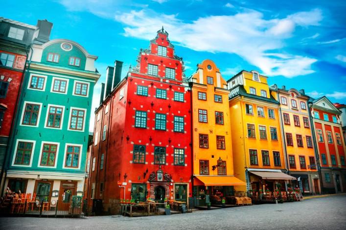Urlaub in Schweden Stockholm