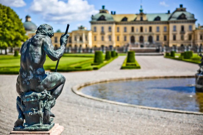 Stockholm Tipps Schloss Drottningholm