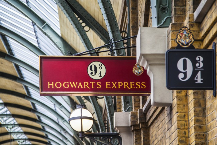 London Tipps Harry Potter King's Cross