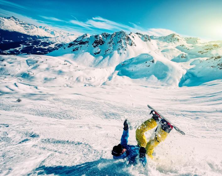 Auslandskrankenversicherung Skiurlaub
