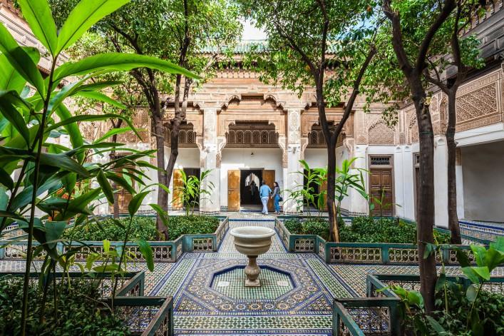 Marrakesch Tipps orientalische Gärten