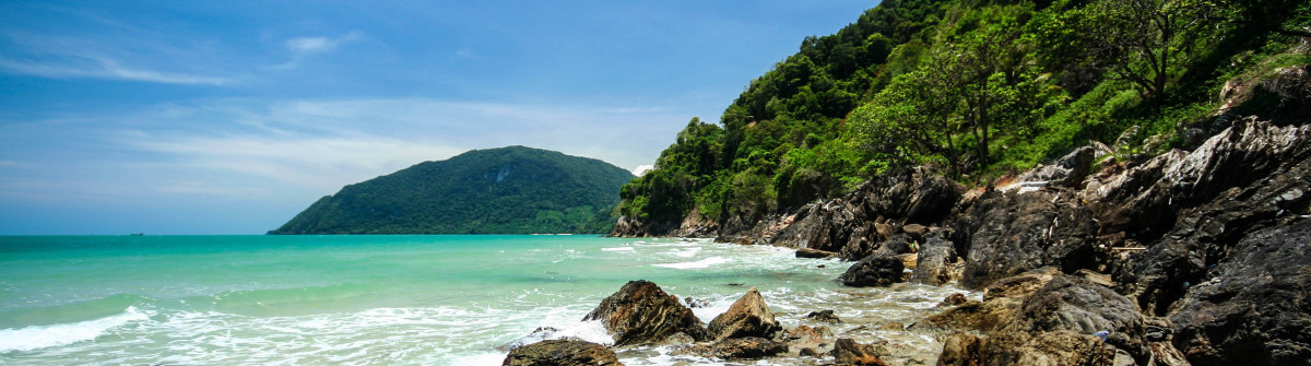 Khanom Thailand Strand