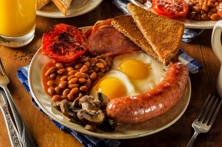 London Tipps English Breakfast