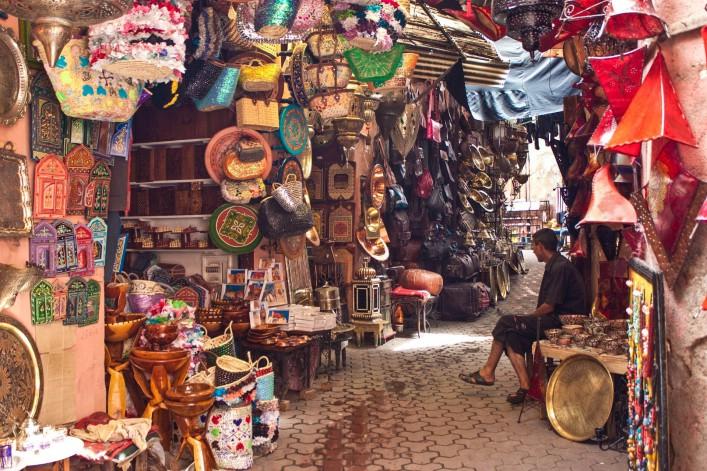 Marrakesch Tipps Medina Souks