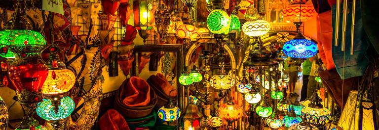 Städtereise im Herbst Marrakesch