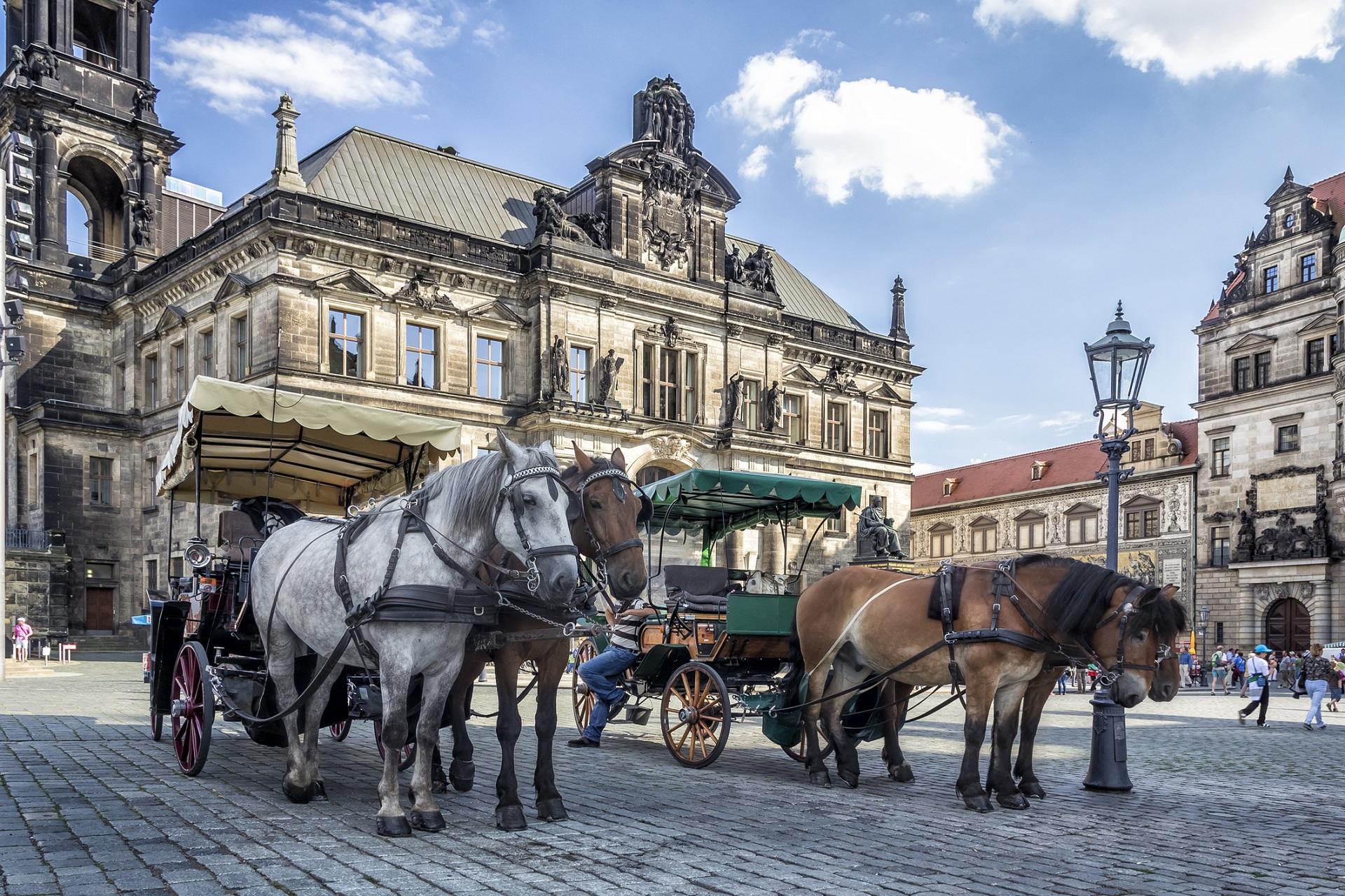Restaurants Und Cafes Dresden