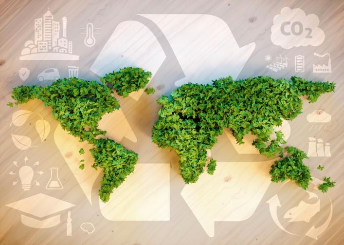 Umweltbewusstes Reisen Nachhaltigkeit Tourismus