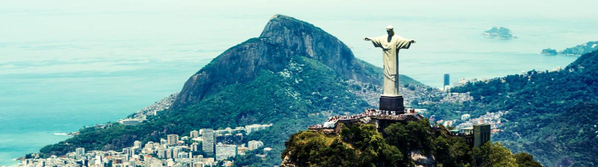 Recreation in the city of samba