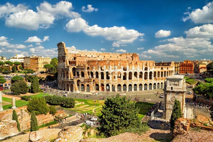 Rome Colosseum_shutterstock_301179038