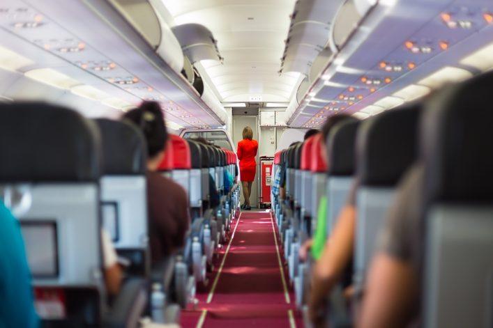 Sex im Flugzeug Tipps
