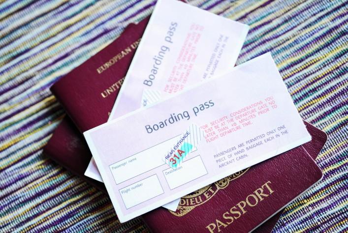 Boarding Pass Fehler