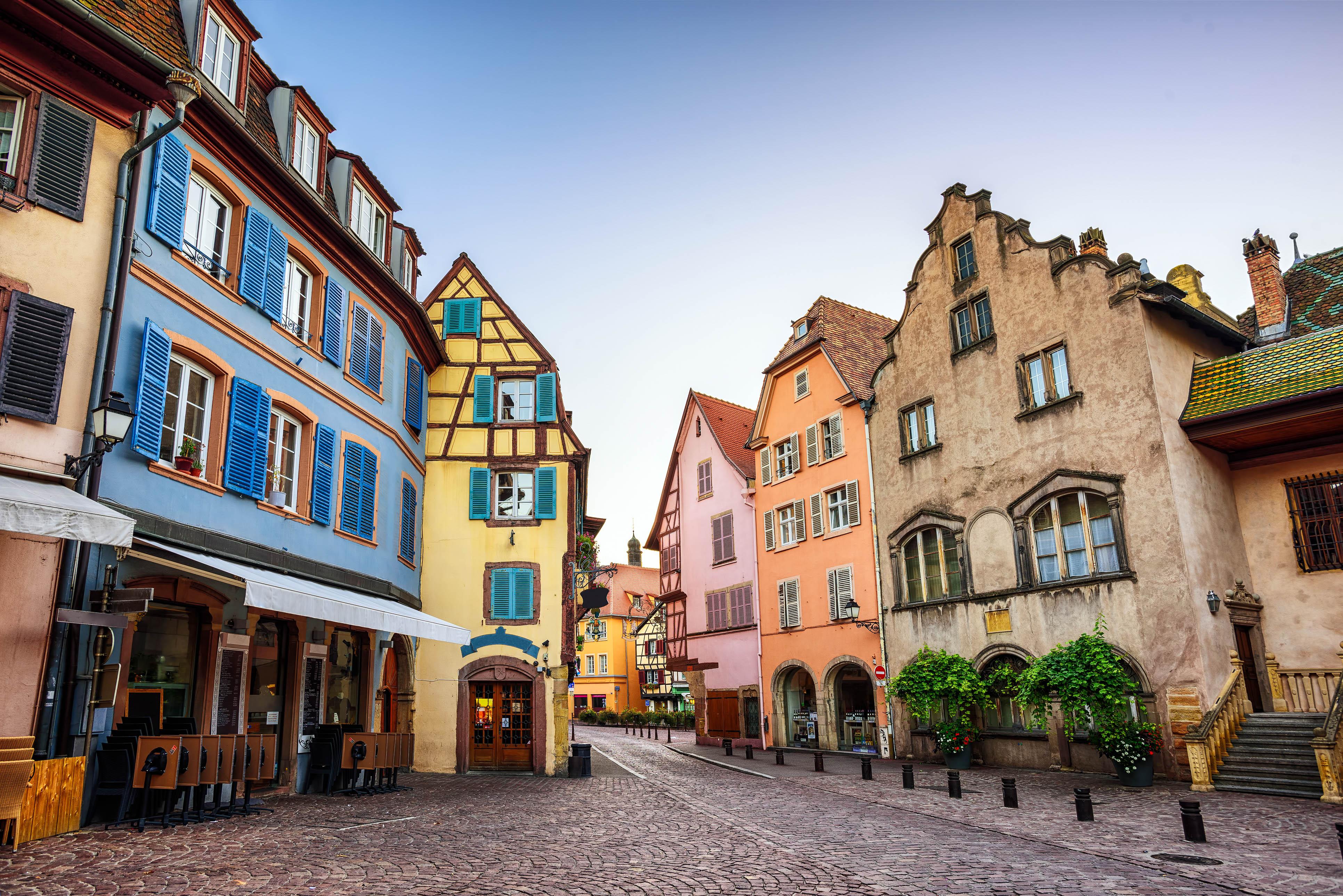 Mulhouse Frankreich zu besuch im wunderschönen elsass urlaubsguru